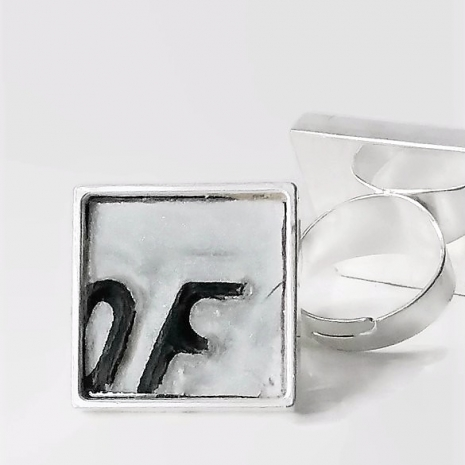 License Plate Ring